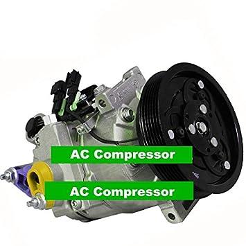 GOWE a/c compresor y compresor de embrague ajuste para coche Volvo XC60 S80,