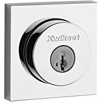 Kwikset Halifax Slim Square Single Cylinder Deadbolt