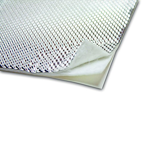 Heatshield Products 180022 1/8'' Thick x 11'' Wide x 10'' Long HP Sticky Shield by Heatshield Products