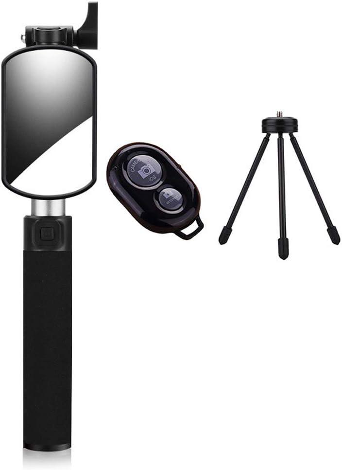 with Remote Control for Smartphones Aluminium Monopod Extendable Telescopic Pole Wgwioo Bluetooth Selfie Stick Tripod
