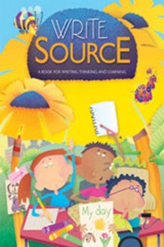 Write Source: Interactive Writing Skills CD-ROM Grade 2 2006