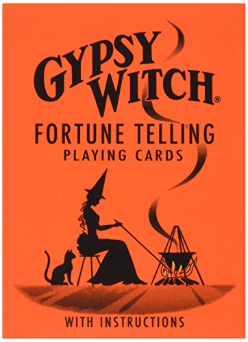US Games Gypsy Witch Fortune Telling -