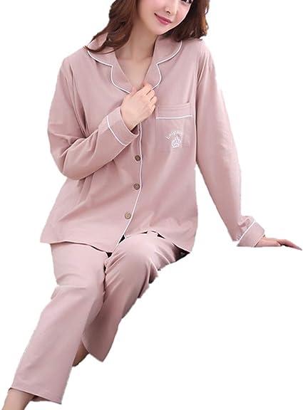 NiNibao Pijamas de algodón Set Trabajo/Entrega/Maternidad de ...