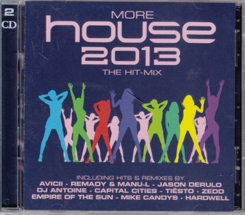 More House 2013, The Hit Mix 40 tracks 2 (Michael Vs Jason)