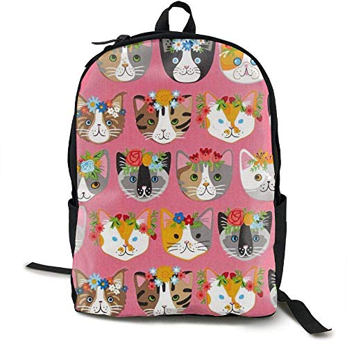 DKFDS Backpacks Whiskers & Tails Dressy Kitty -