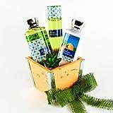 Italian Citrus Sun Spa Gift Basket
