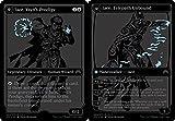 Magic: the Gathering - Jace, Vryn's Prodigy // Jace, Telepath Unbound (080/272) - Unique & Misc. Promos - Foil