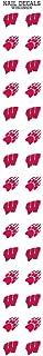 Worthy Promotional University of Wisconsin Autocollants Autocollants Worthy Promotional Products