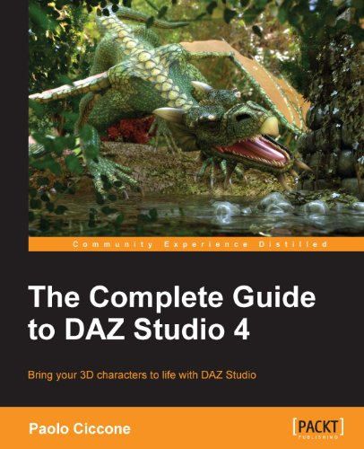 Download The Complete Guide to DAZ Studio 4 Pdf