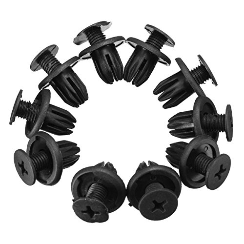 Ninth-City 20pcs Plastic Discovery 2 Bumper Fender Liner Trim Panel Radiator Grille Repairing Fixing Fastener Clips Retainers For LAND ROVER DISCOVERY 2 (Radiator Land Rover Discovery compare prices)
