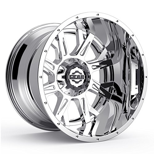 Chrome Alloy Wheels Rims - 9