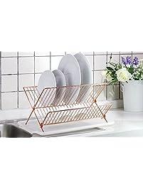 Shop Amazon Com Dish Racks