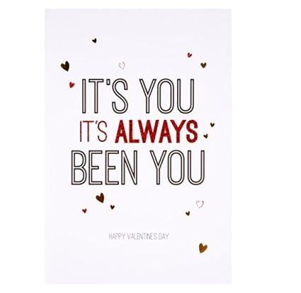 Hecho a mano 3d tarjeta de San Valentín aniversario deseos ...