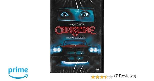Christine [Francia] [DVD]: Amazon.es: Keith Gordon, Alexandra Paul, John Stockwell, Robert Prosky, Harry Dean Stanton, Christine Belford, Roberts Blossom, ...