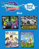 img - for Cambridge Reading Adventures Blue Band Pack of 9 book / textbook / text book