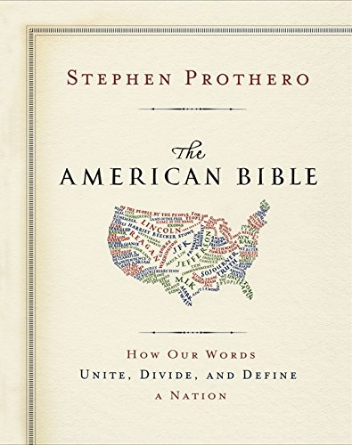 Download The American Bible: How Our Words Unite, Divide, and Define a Nation pdf epub