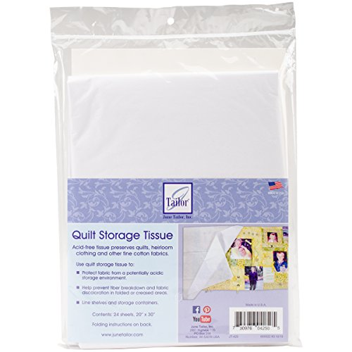 Acid Free Fabric (June Tailor-Quilters Storage Tissue)