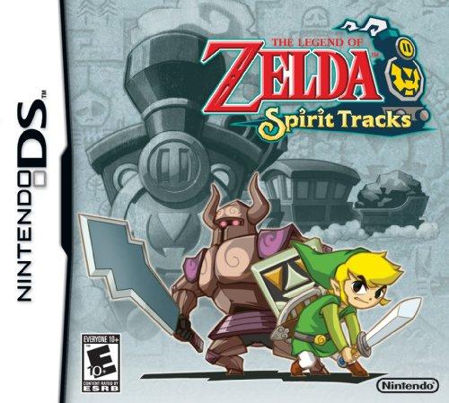 The Legend of Zelda: Spirit Tracks by Nintendo