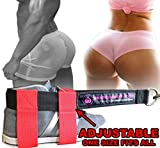 """Brazilian Butt Lifter - Attaches to Foot - GUARANTEED """"GLUTE"""" SHAPING RESULTS - Designed for Men & Woman"""
