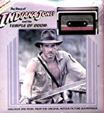 Indiana Jones - Ttemple of Doom - Dialogue From Motion Picture Soundtrack. With Full Color Souvenir Photo Book (1984-05-03)