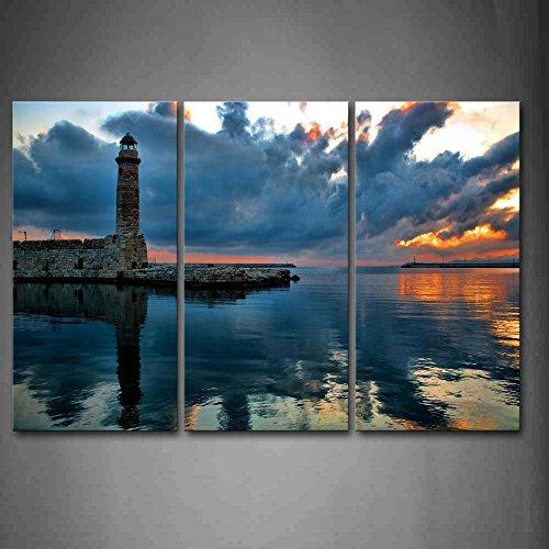 First Wall Art Lighthouse Decoration