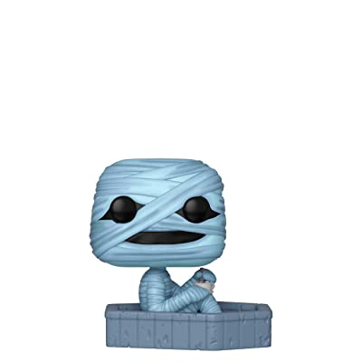 Funko Pop! Disney: Haunted Mansion - Mummy: Toys & Games