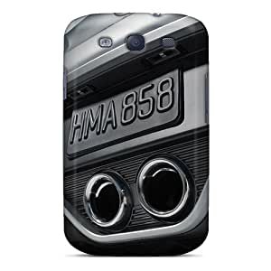 Top Quality Case Cover For Galaxy S3 Case With Nice Turbo Appearance