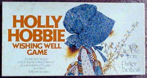 Holly Hobbie Wishing Well Game  1976