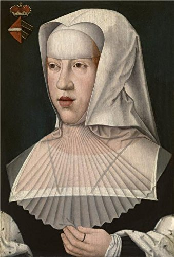 ['Margaret Of Austria By Bernard Van Orley' Oil Painting, 24x35 Inch / 61x90 Cm ,printed On Perfect Effect Canvas ,this Imitations Art DecorativePrints On Canvas Is Perfectly Suitalbe For Kids Room Decoration And Home Gallery Art And] (Cats The Musical Victoria Costume)