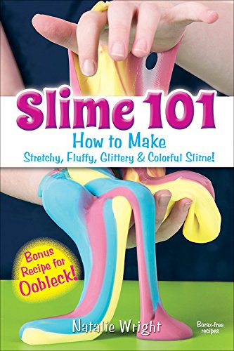 Slime 101: How to Make Stretchy; Fluffy; Glittery & Colorful Slime !