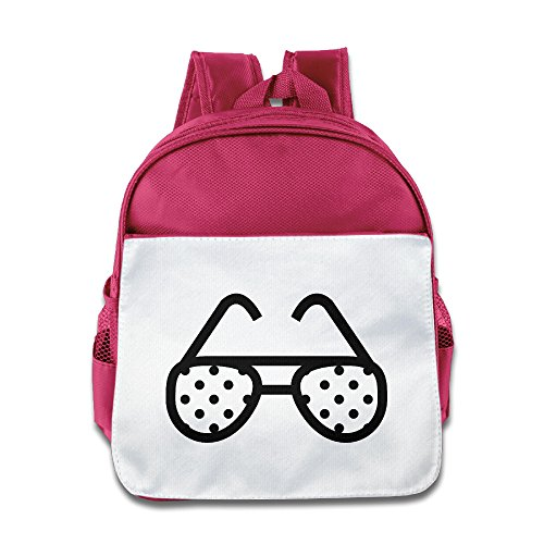 Alexander Kid's Sun Glasses Top Level Kid's Preschool School Canvas Bag Shoulder Backpack - Sunglass Near Me Store