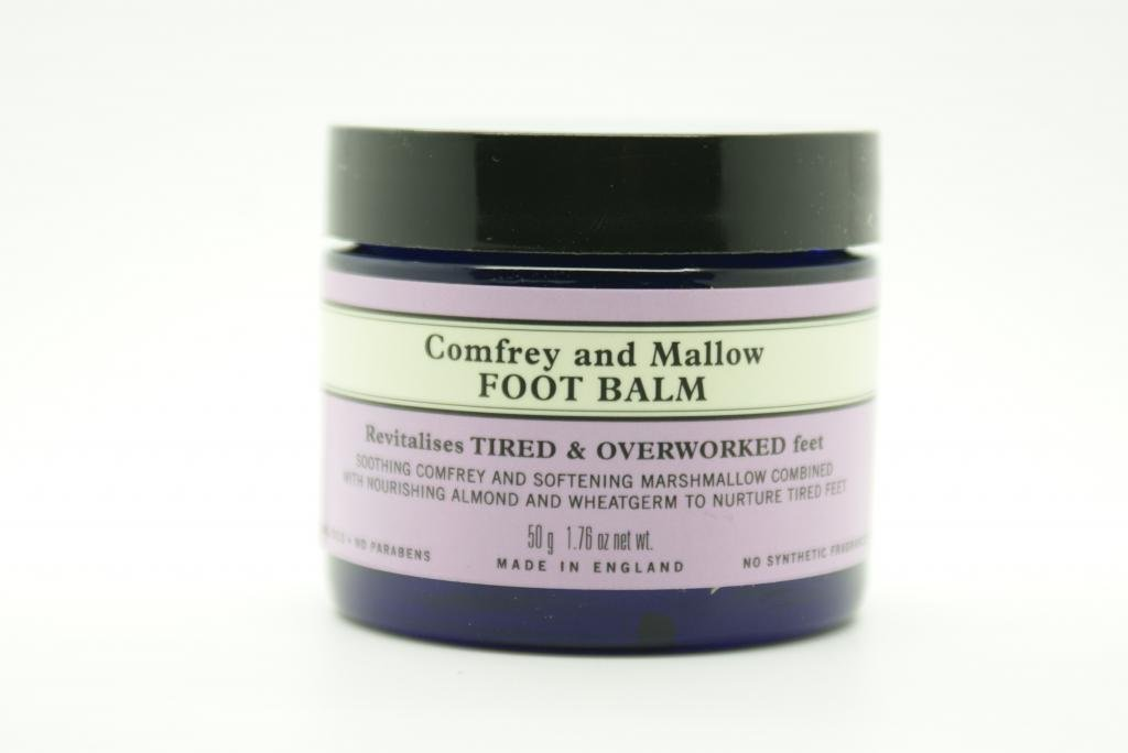 Neal's Yard Remedies Comfrey & Mallow Foot Balm 50g Neals Yard Remedies