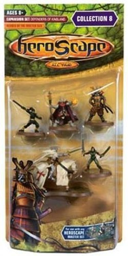 Heroscape Collection 8 - Heroes of the Molten (Heroscape Collection)