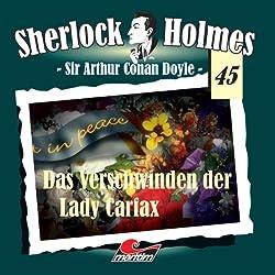 Das Verschwinden der Lady Francis Carfax (Sherlock Holmes 45)