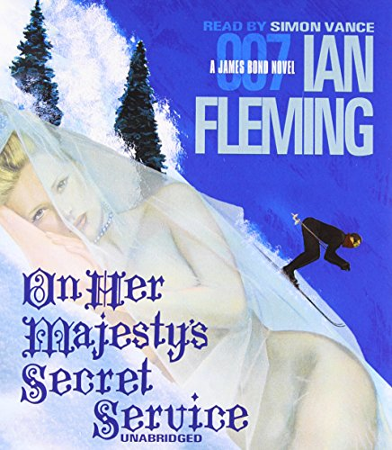 On Her Majesty'S Secret Service by Ian Fleming