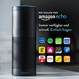 Amazon Echo, Schwarz