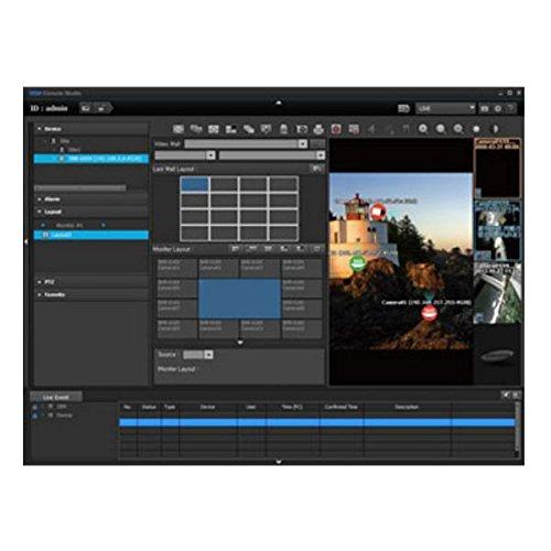 Samsung SSM-VM20 Virtual Matrix Software, 16 Montior Add-on by Samsung Hanwha Techwin