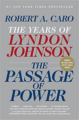 The Passage of Power: The Years of Lyndon Johnson: Amazon.es ...