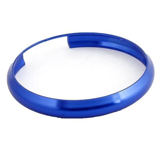 5 opinioni per Smart Key Anello- SODIAL(R) Anello in alluminio blu marino diametro 45mm per