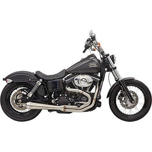 - 09-19 HARLEY XL883N: Bassani Xhaust Road Rage 3 2-Into-1 Exhaust System (Stainless Steel)