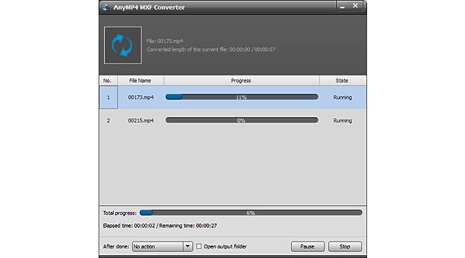 AnyMP4 MXF Converter Lifetime License - Convert MXF to  MP4/AVI/MKV/WMV/FLV/MOV, etc  and change 2D to 3D video [Download]