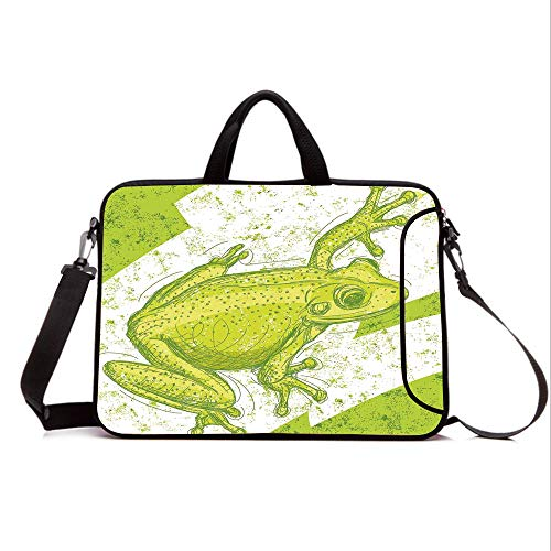 Quilted Frog (15