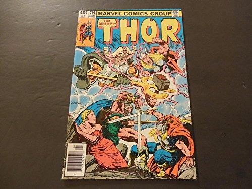 Thor #296 Jun 1980 Bronze Age Marvel Comics Uncirculated