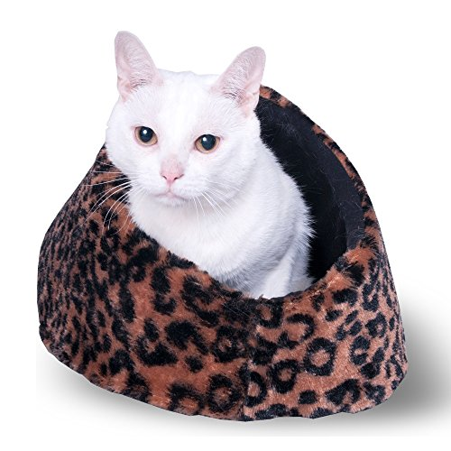 Best Cat Cave House and Kitty Bed, Extremely Cozy and Warm Mat