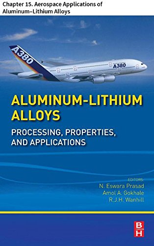 Aluminum-Lithium Alloys: Chapter 15. Aerospace Applications of Aluminum-Lithium Alloys (Aluminum Alloy Castings Properties Processes And Applications)