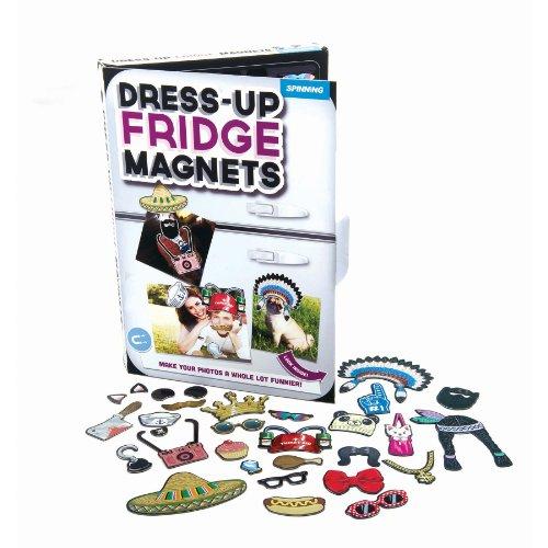 Spinning Hat Dress Up Fridge Magnets - Hat Refrigerator Magnet