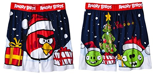 Angry Bird's Mens Boxer Size Small