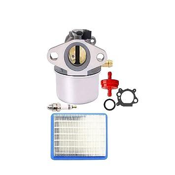 Kit carburador Aceite de aire Filtro de 790.120 piezas del ...