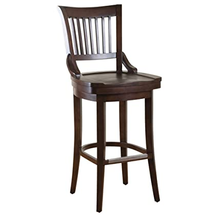 Fine American Heritage Billiards Ahb Liberty 34 In Swivel High Bar Stool Unemploymentrelief Wooden Chair Designs For Living Room Unemploymentrelieforg