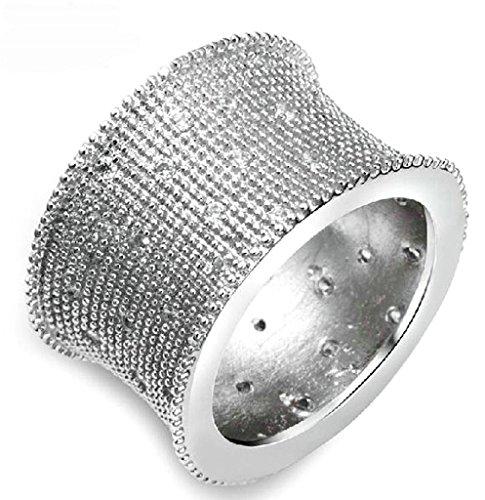 Bijoux Fait Main Argent : Gnzoe bijoux plaqu? argent femmes alliance de mariage fait